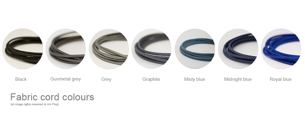 20 eight woven fabric cord options 1