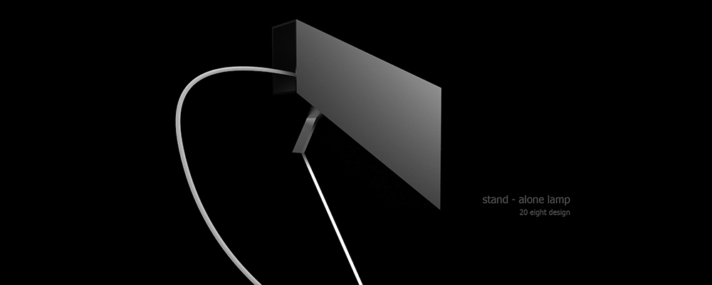20 eight design stand-alone lamp 5