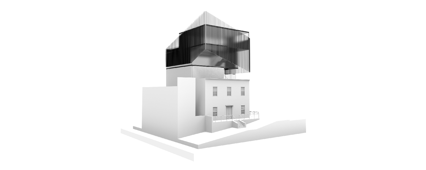 Handre de la Rey Cape Town Architecture Proposal 002